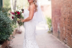 bride alley turn